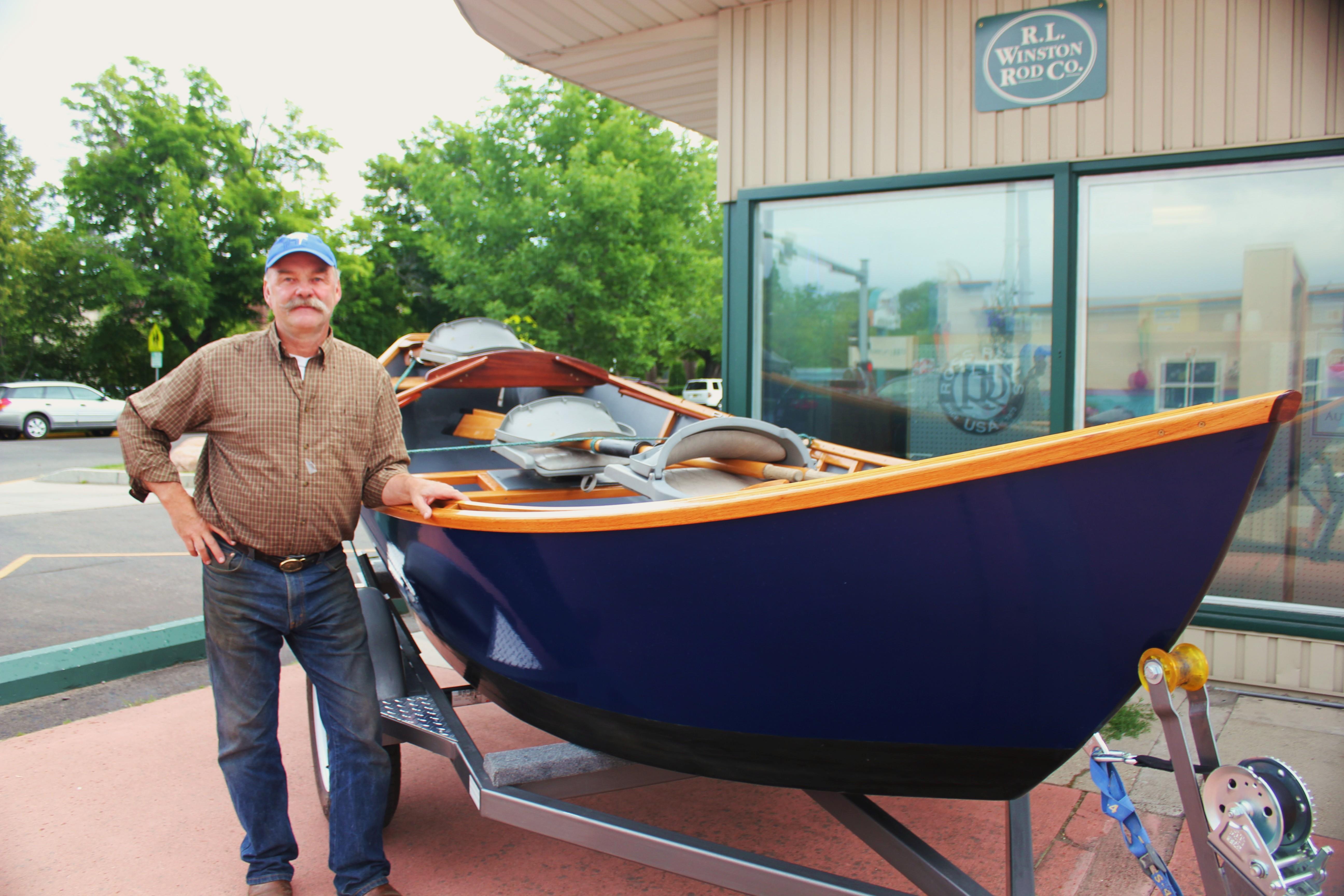 Wooden drift boats michigan zip