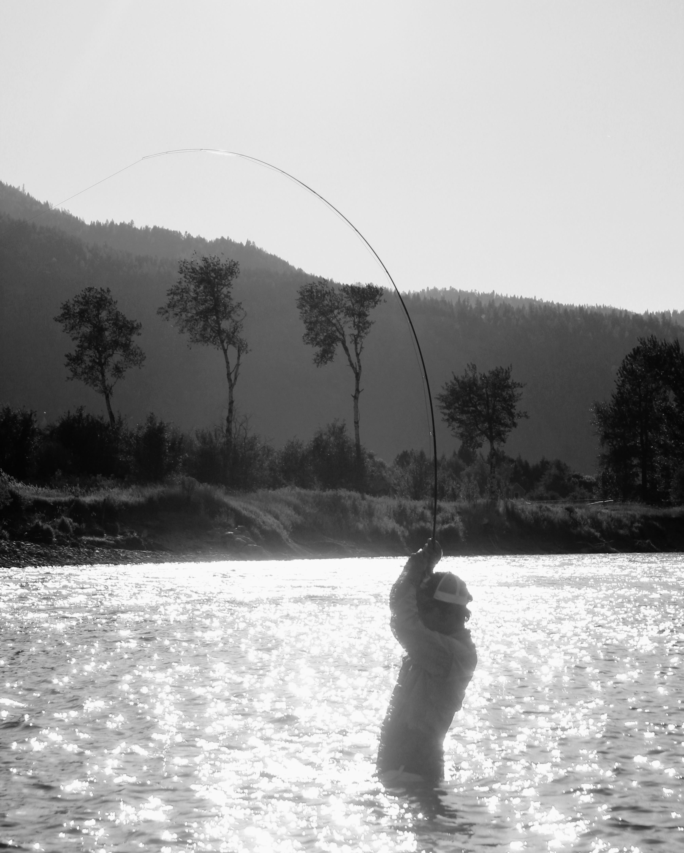 Montana Hopper Fishing
