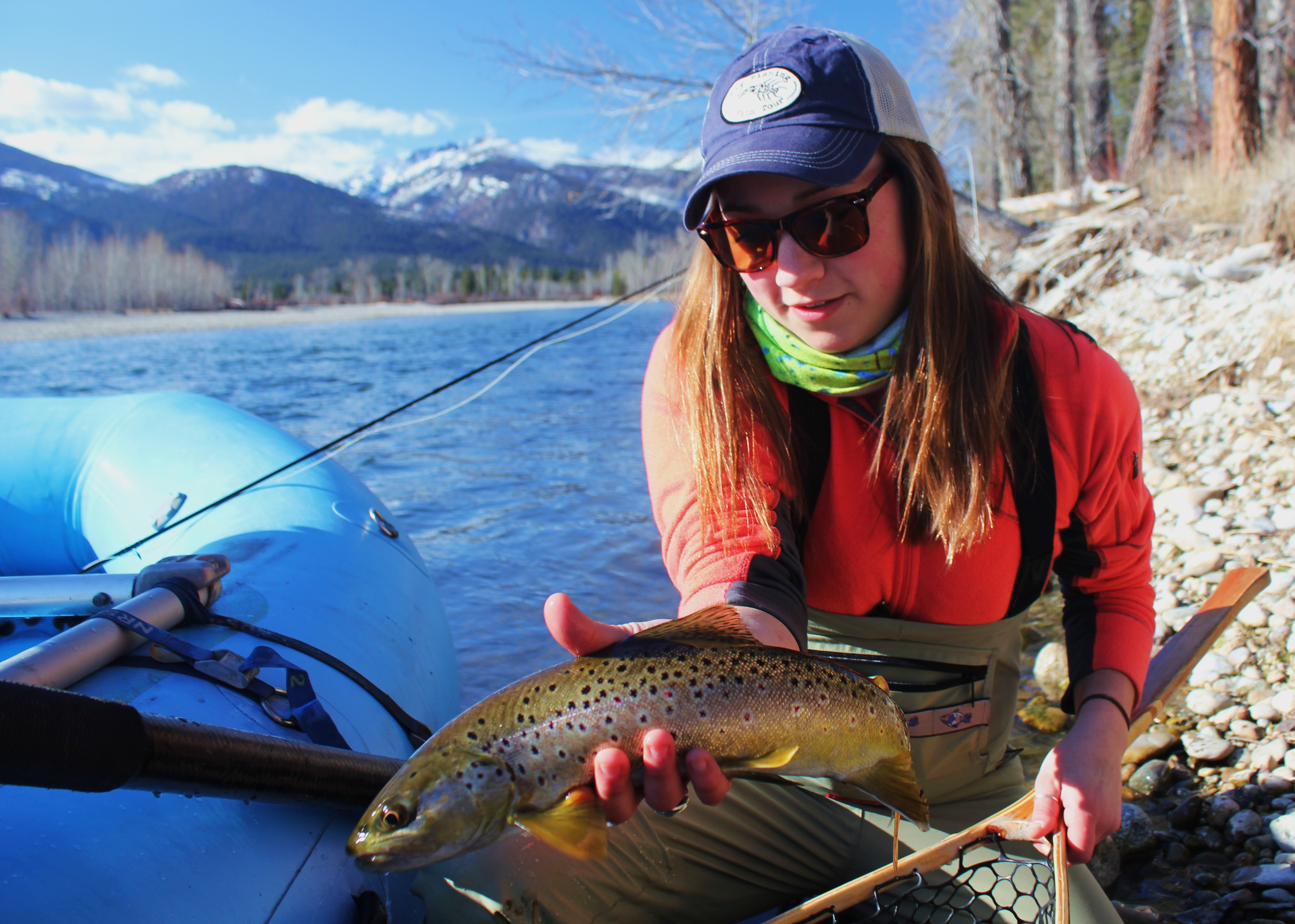Missoula Montana Fly Fishing