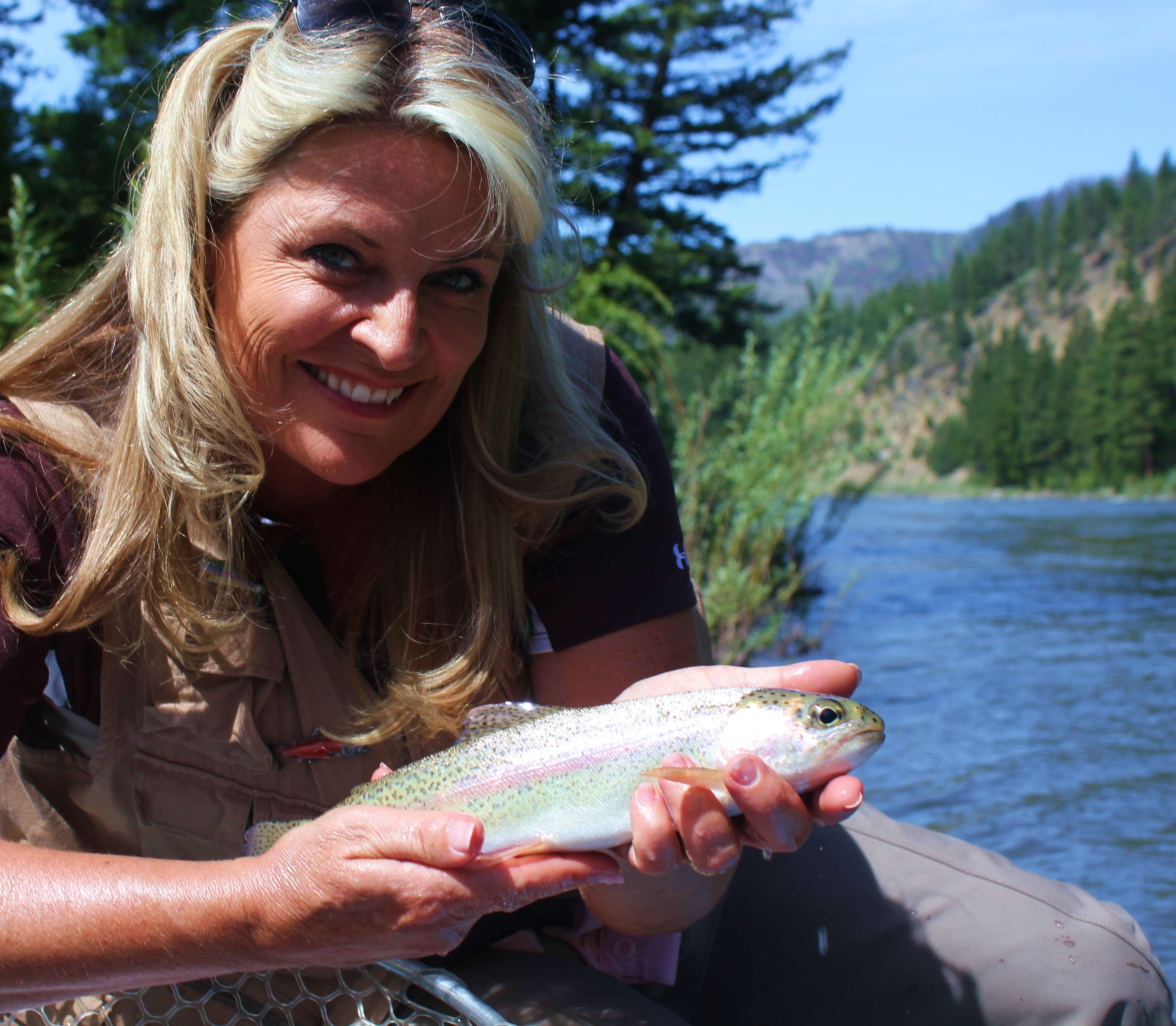 Missoula Guided Fly Fishing