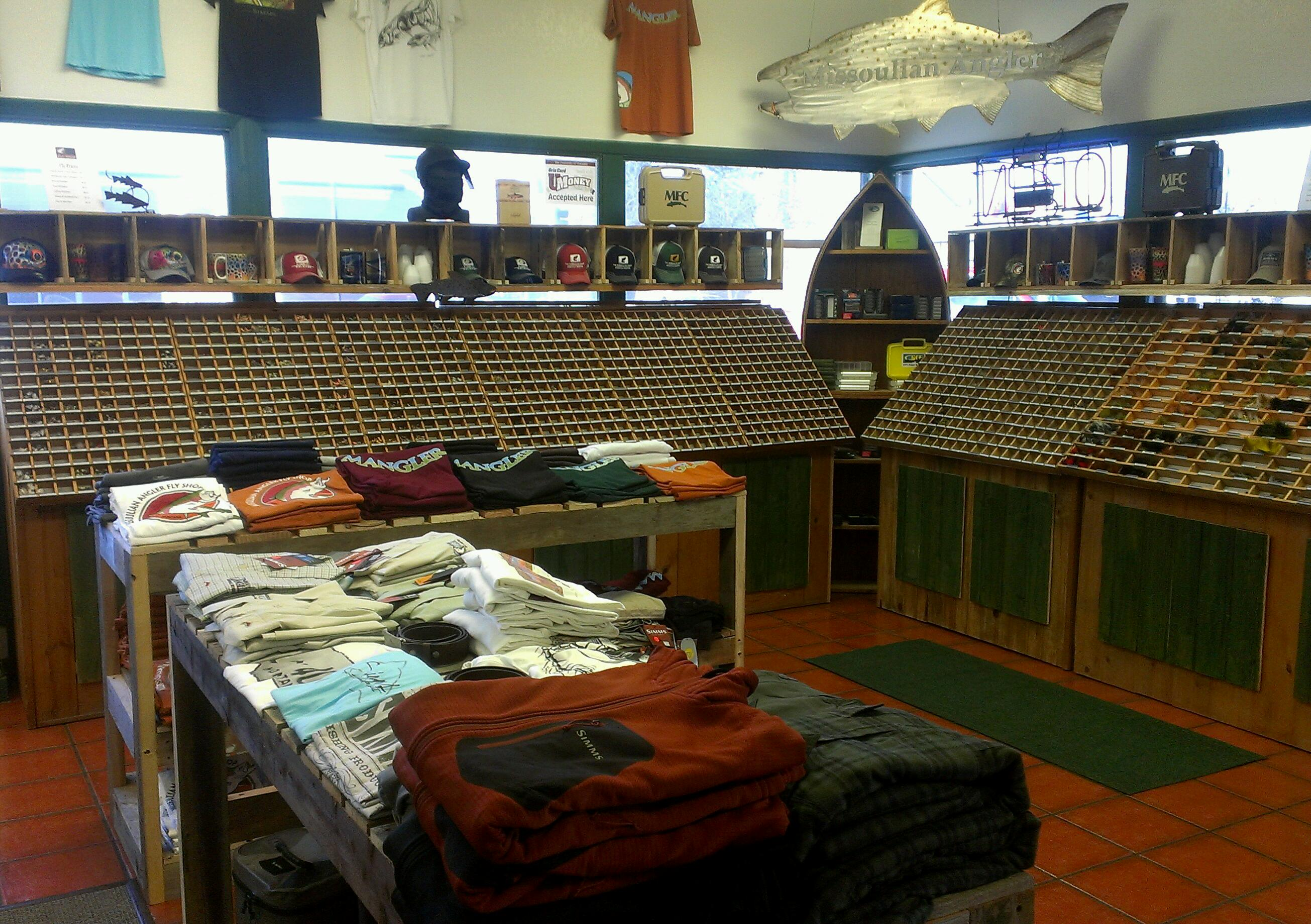 Fly Shop Remodel