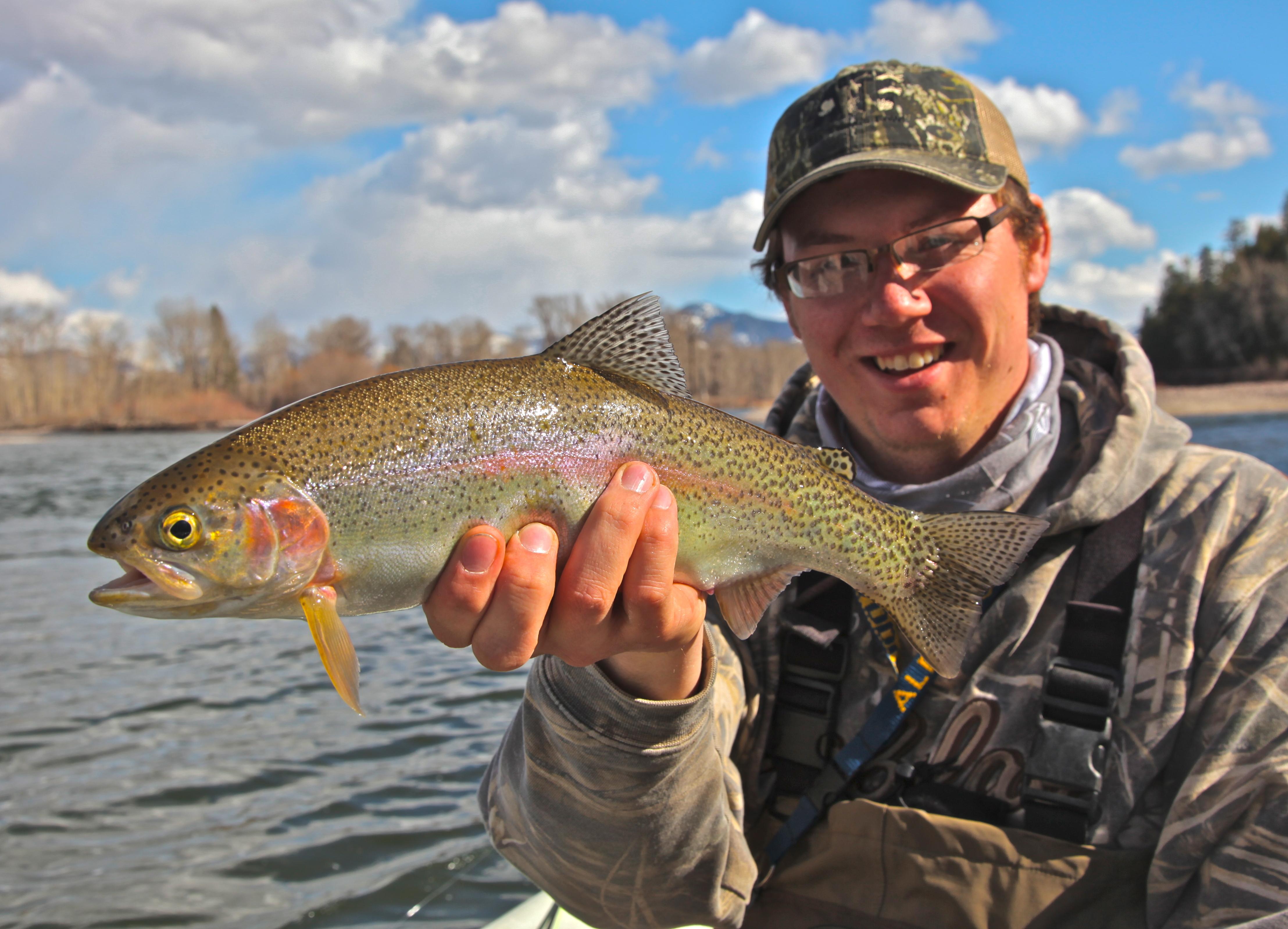 Montana Guided Fishing Trips